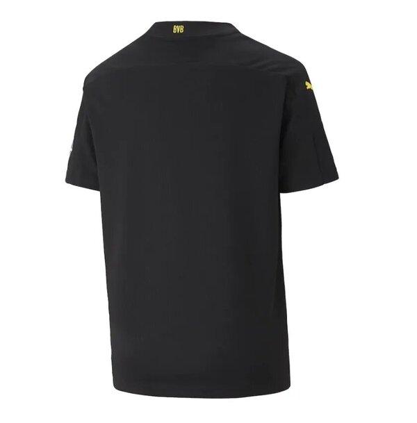 Боруссия Дортмунд гостевая детская форма 2020-2021 (футболка + шорты + гетры)
