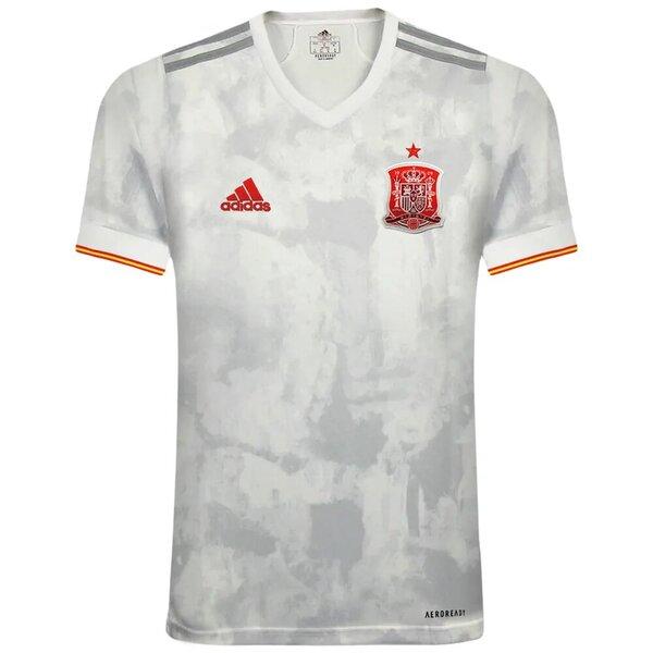 Сборная Испании футболка гостевая евро 2020 (2021)